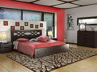 Кровать  Лиана с пружинным подъемным механизмом
