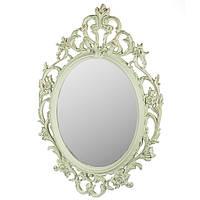 Зеркало фигурное в гостиную (84х59 см.)