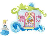 Игровой набор Hasbro для маленьких кукол Принцесс Карета Золушки (B5344_B5345)