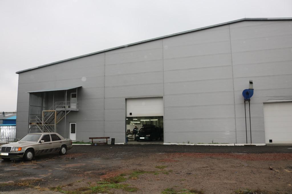 Монтаж отопления производства, г. Бровары, Киевская область