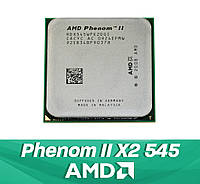 МОЩНЫЙ Процессор AMD sAM3 am2+ PHENOM II X2 545  2 ЯДРА  ( 2 по 3.0 Ghz каждое ) am3, SAM2+