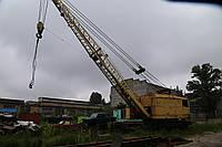 Кран  стріловий  залізничний КДЄ 253