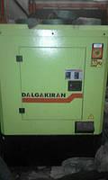 Дизель генератор Dalgakiran серия DJ 172 VP с двигателем VOLVO-PENTA