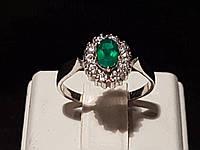 Серебряное кольцо Ретро с агатом. Артикул 1598/9р-GAG