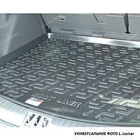 Пластиковый коврик в багажник для BMW 5 F10 (седан) 2013-