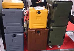 Термоконтейнер 60 литров 601 Ava Plastik (Турция), фото 2