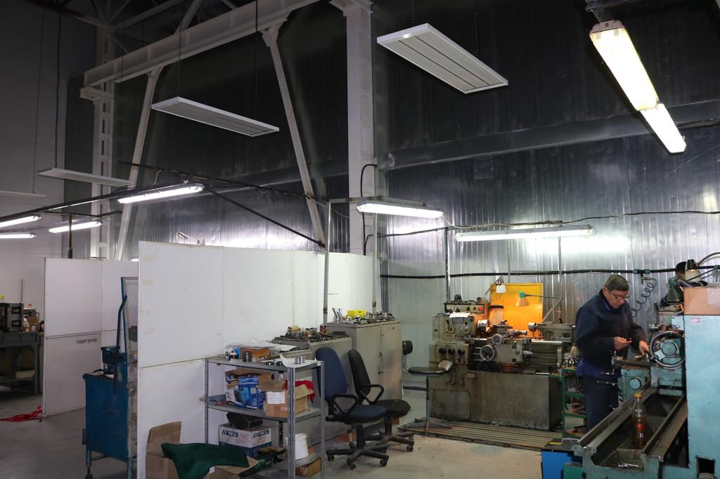 Монтаж отопления производства, г. Бровары, Киевская область 4