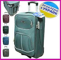 Большой Украинский чемодан на силиконовых колёсах
