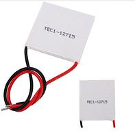 Модуль Пельтье TEC1- 12715 136.8 ВТ (термоэлектрический охладитель)