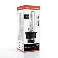 Ксеноновая лампа Infolight D2S (+50%) 6000K 35W