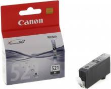 Картридж Canon CLI-521Bk MP540/ 630, фото 2