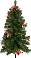 Новогодняя ёлка 90 см с декором
