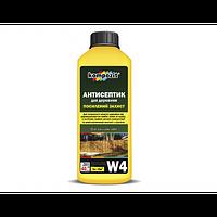 Антисептик для древесины для усиленной защиты Kompozit W4