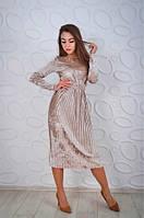 "Жіноче плаття ""Плісе"" (Женское платье ""Плиссе""), фото 1"