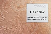Ткань жаккардовая для рулонных штор DELI 1842