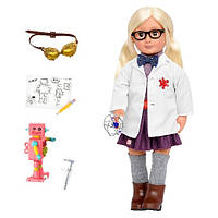 Набір з лялькою Амелієй від Our Generation, фото 1