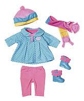 Набор одежды для куклы BABY BORN ПРОХЛАДНЫЙ ДЕНЕК Zapf (823828)