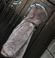 Женский зимний полушубок. Модель 61707, фото 5