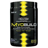 Послетренировочник MuscleTech MyoBuild - 40 порц.