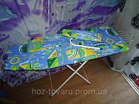 Доска гладильная Катруся ДСП с рукавом 105 см Х 40 см