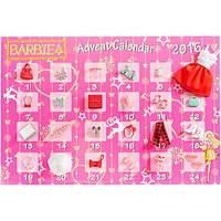 Рождественский календарь Barbie (DMM61)