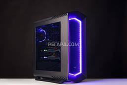 Системный блок РЕГАРД RE704 (Intel Core i7-7700 3.6GHz/GeForce GTX 1080, 8GB/32GB DDR4/2TB HDD/БП 700W), фото 2