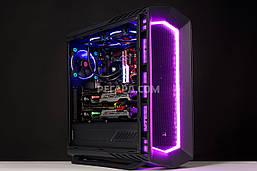 Системный блок РЕГАРД RE704 (Intel Core i7-7700 3.6GHz/GeForce GTX 1080, 8GB/32GB DDR4/2TB HDD/БП 700W), фото 3