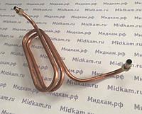 Трубка 1-но цилиндрового компрессора (охладитель) (ЗМЕЕВИК) МЕДНАЯ / КМД