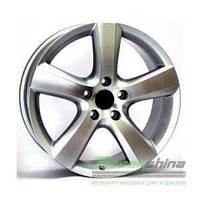 WSP ITALY DHAKA W451 SILVER POLISHED R18 W8 PCD5x120 ET45 DIA65.1