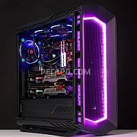 Системный блок РЕГАРД RE728 (AMD Ryzen 5 1600 3.2GHz/NVIDIA GeForce GTX 1060, 6GB/16GB DDR4/1TB HDD/БП 500W)