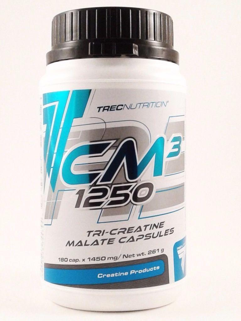 Trec Nutrition Creatine Malate 3 1250 - 180 caps