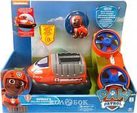 Spin Master Щенячий патруль Автомобиль трансформер де-люкс со звуковыми  и световыми эффектами Зума