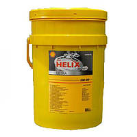 Масло моторное Shell Helix Ultra 5W-40 20л.