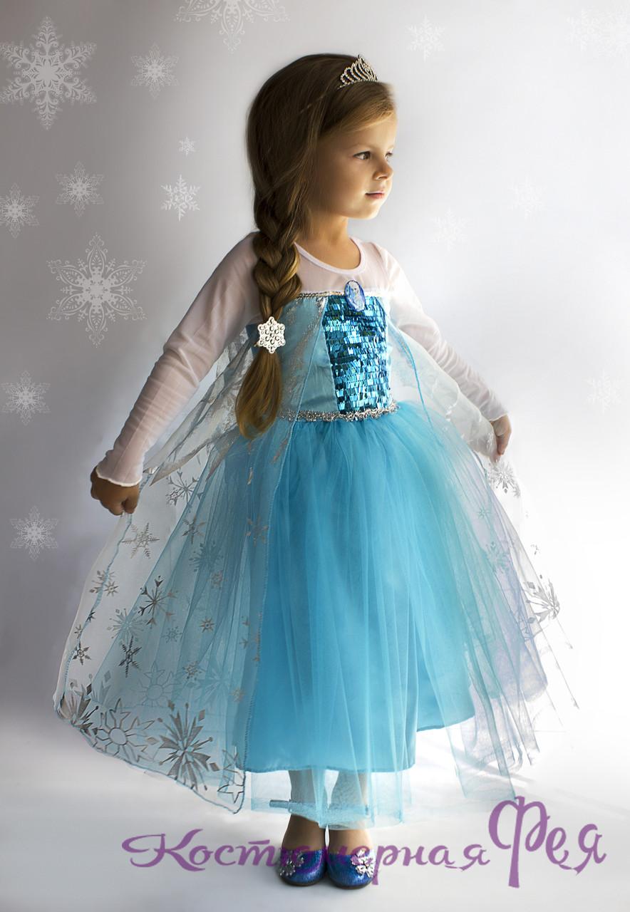 Новогодний костюм эльза холодное сердце своими руками фото 973