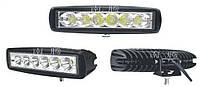 Дополнительные светодиодные фары дальнего света  07-18W mini