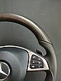 Руль карбоновый Mercedes Benz Brabus, фото 4