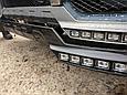 Докладка переднего бампера AMG (стиль Brabus) Mercedes G-Class W463, фото 8