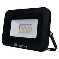LED прожектор SMD FERON LL-855  50W белый 6400K IP65 4000Lm