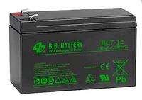 Аккумуляторная батарея BB Battery BС7-12 FR