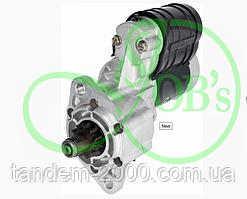 Стартер редукторний для Dongfeng Jinma Foton Xingtai (12В/2,8 кВт) Jubana