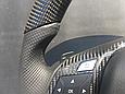 Руль карбоновый Mercedes-Benz W218 CLS Class AirBag, фото 4