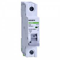 NOARK Ex9BS 1P C16 автоматический модульный выключатель 102124, 4,5 кА