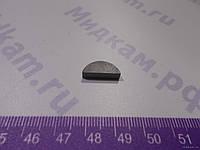 Шпонка 870806 на опору КПП и привод ТНВД 4х6,5х15,7