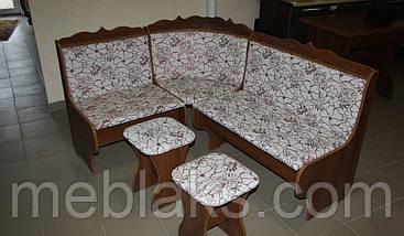 Кухонный комплект «Корона» (стол+2 табуретки), фото 2