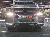 Карбоновая решетка радиатора Mercedes-Benz W463
