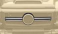 Карбоновая решетка радиатора Mercedes-Benz W463, фото 2
