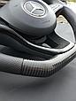 Руль карбон AMG Mercedes Benz GT / S Class C190, фото 4