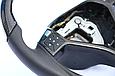 Руль карбоновый рестайлинг Mercedes CLS Class W218, фото 3