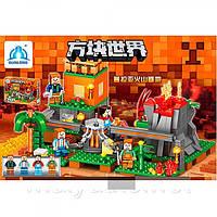 Конструктор LEGO Майнкрафт 487 деталей