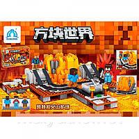 Конструктор LEGO Майнкрафт 357 деталей